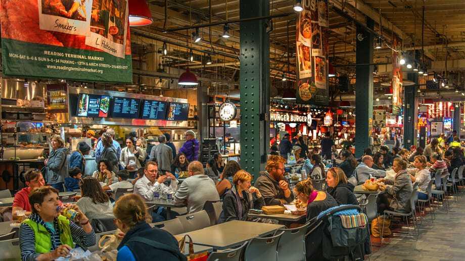 Reading Terminal Food Market