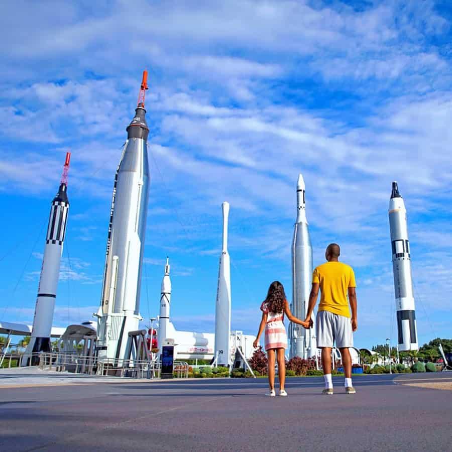Rocket-Garden_square Kennedy Space Centre Family tips guide