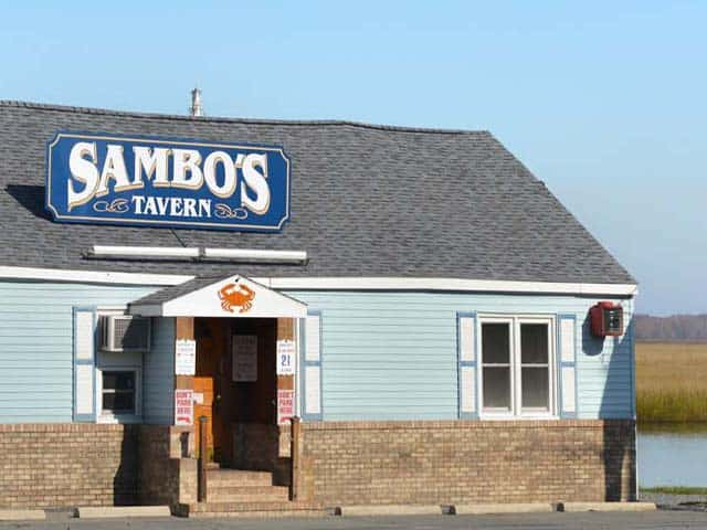 Sambos-Tavern delaware