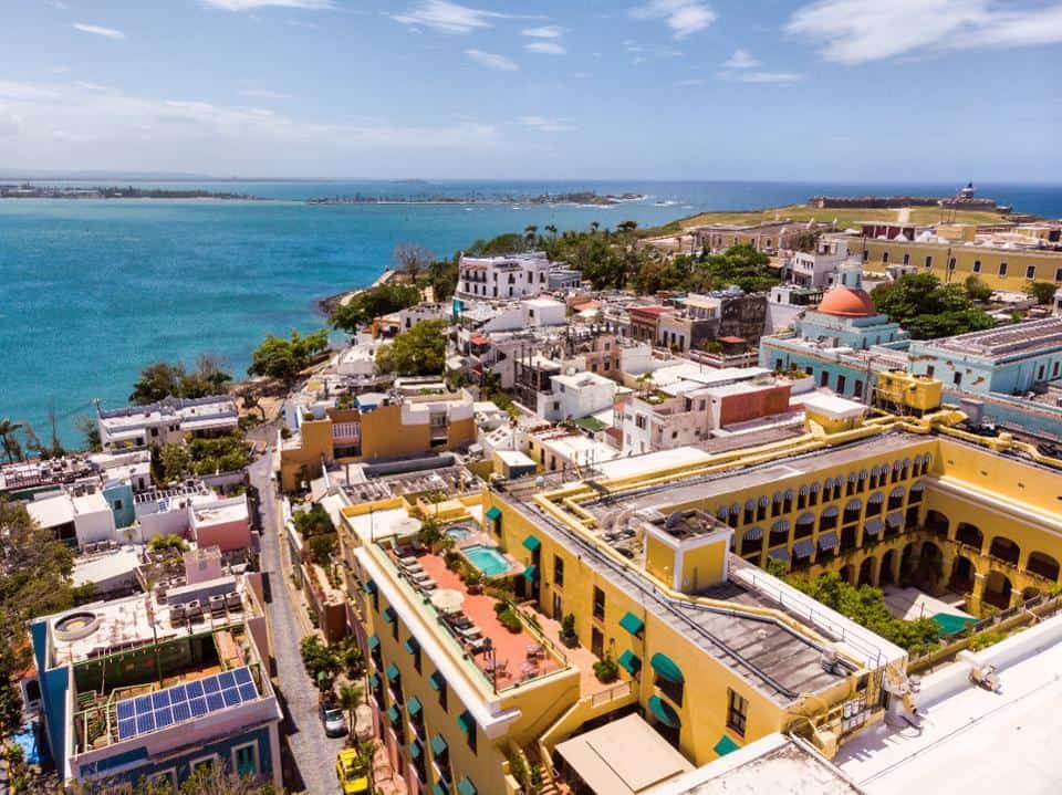 San Juan Old Town- Honeymoon -Itinerary One week