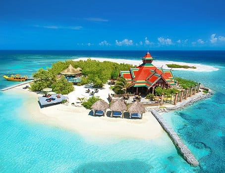 Sandals Resort Private Island-