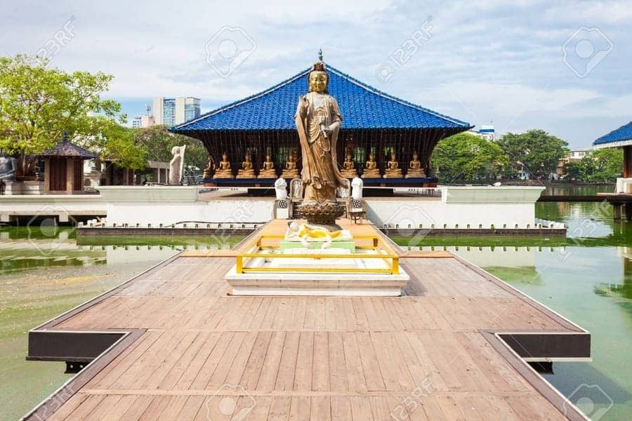 Seema Malaka Temple Sri Lanka 7 Day Itinerary