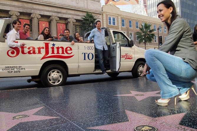 Starline Tours Universal Studios & Star Homes