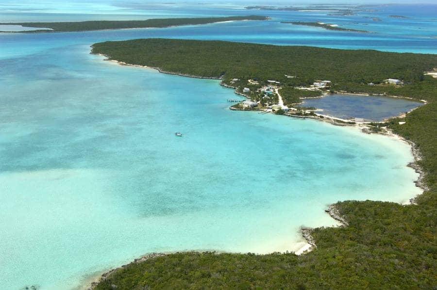 Stocking Island Bahamas