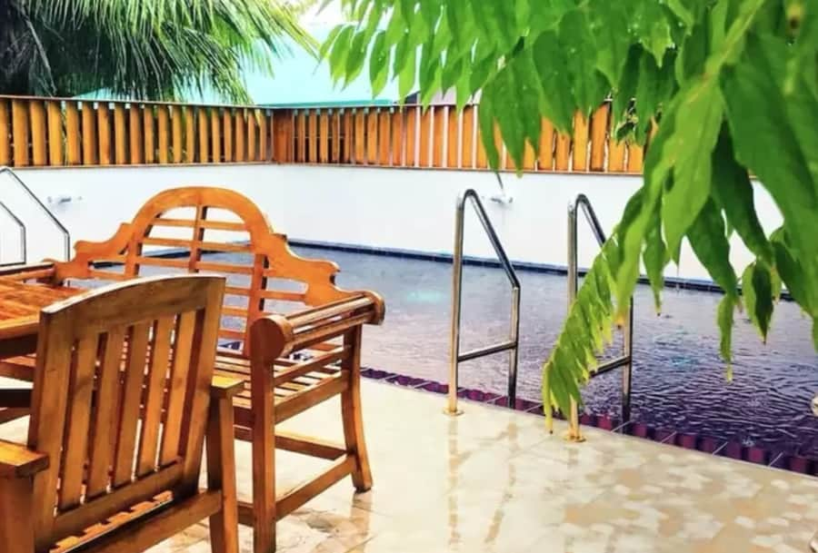 Tropical Biosphere hotel Maldives Budget Hotel