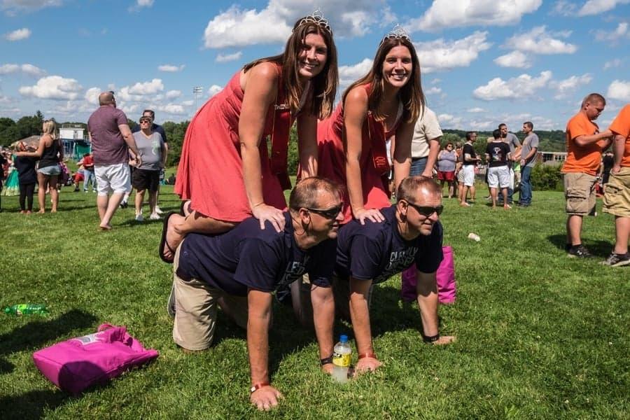 Twin Days Festival Ohio, Unique Festivals USA