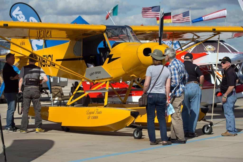 US Sport Aviation Expo 2020