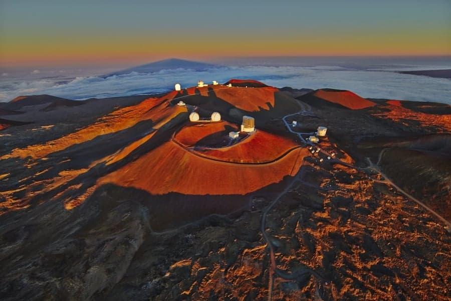 mauna kea-Volcano