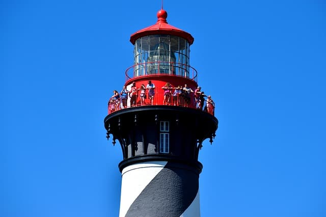 st-augustine Lighthouse florida Weekend Getaway Families 1