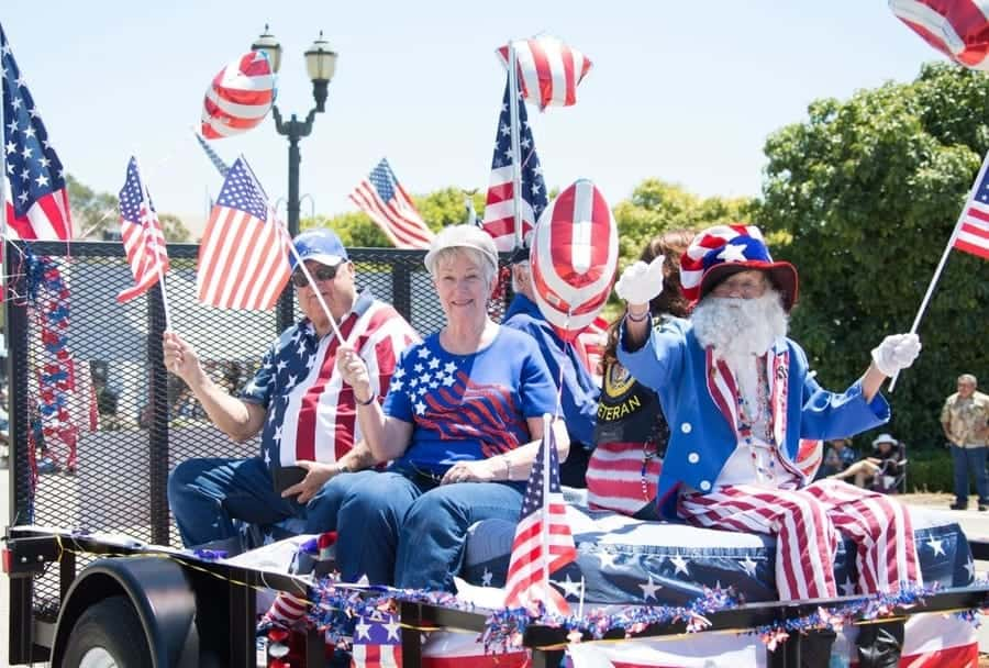 4th July Parade (Independence Day) california