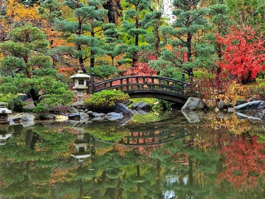 Anderson Japanese Gardens Rockford