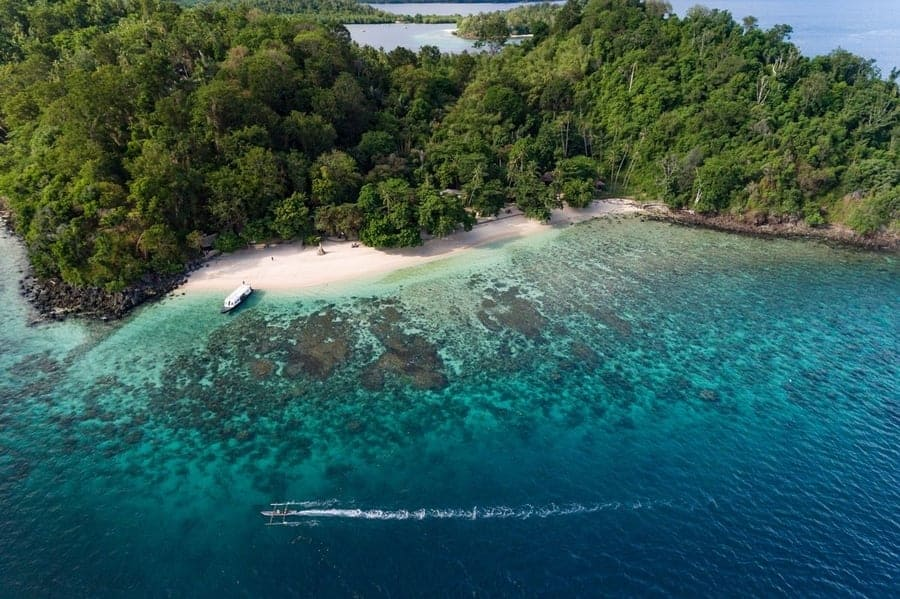 Bangka Island Indonesia. Source: Bluewaterdivetravel.com