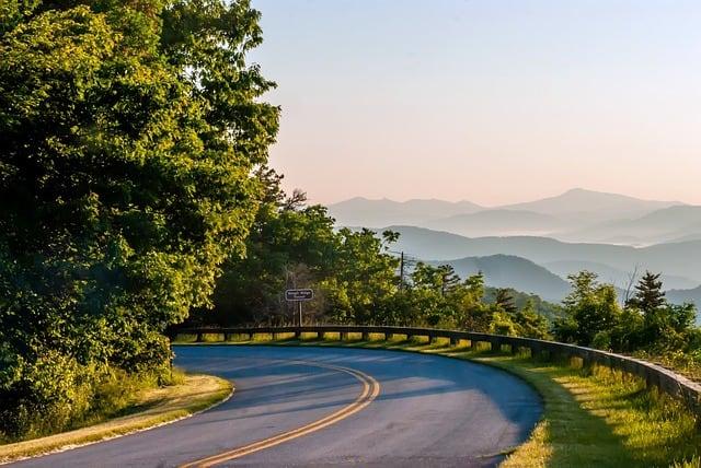Blue Ridge Parkway Blowing Rock North Carolina Travel Guide