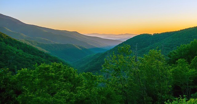 Blue Ridge Parkway Travel Guide Itinerary