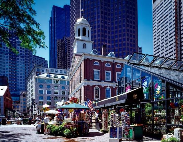 Boston Road Trip