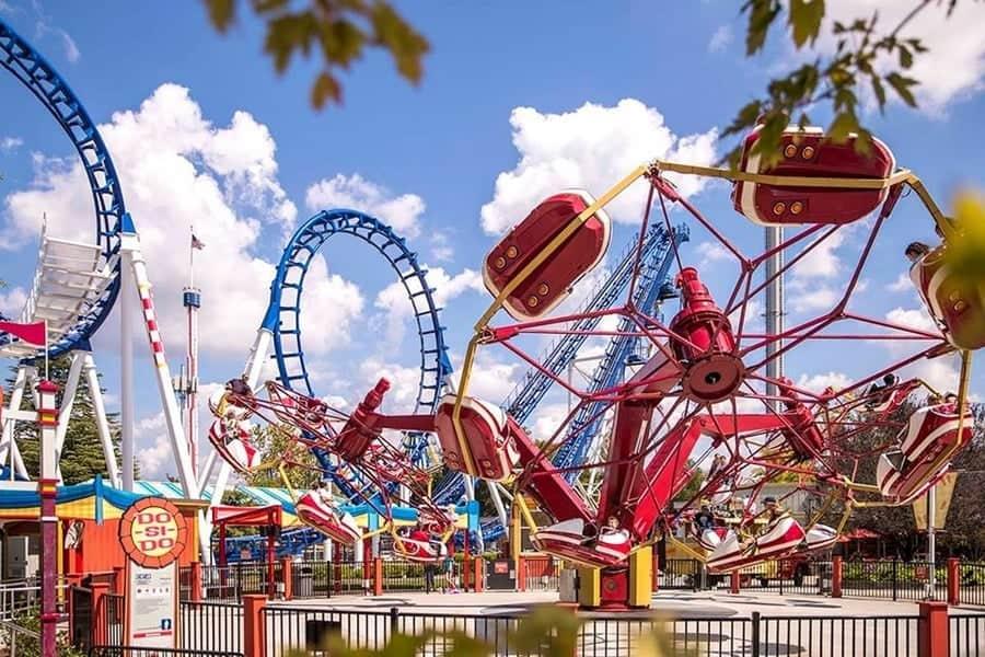 Carol winds theme park
