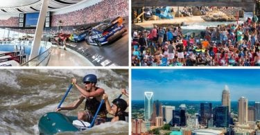 Charlotte Travel Guide 1 day Itinerary