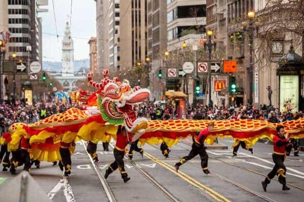 Chinese New Year Paradesan francisco