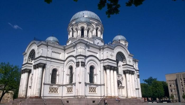 Church of St Michael the Archangel Kaunas