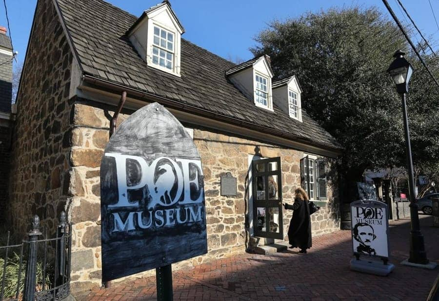Edgar Allan Poe Museum Richmond Virginia 1