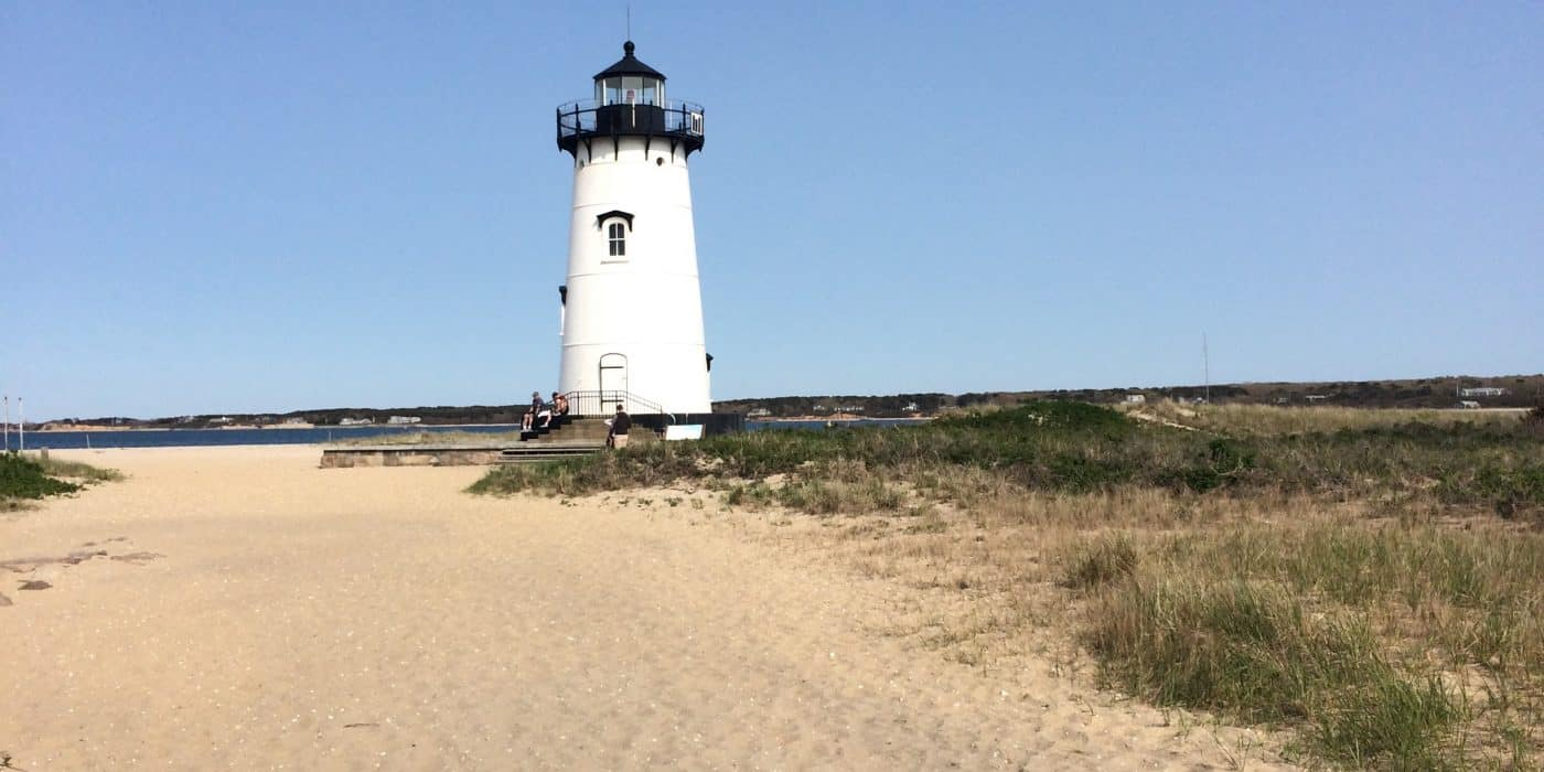 Edgartown Lighthouse. marthas vineyard