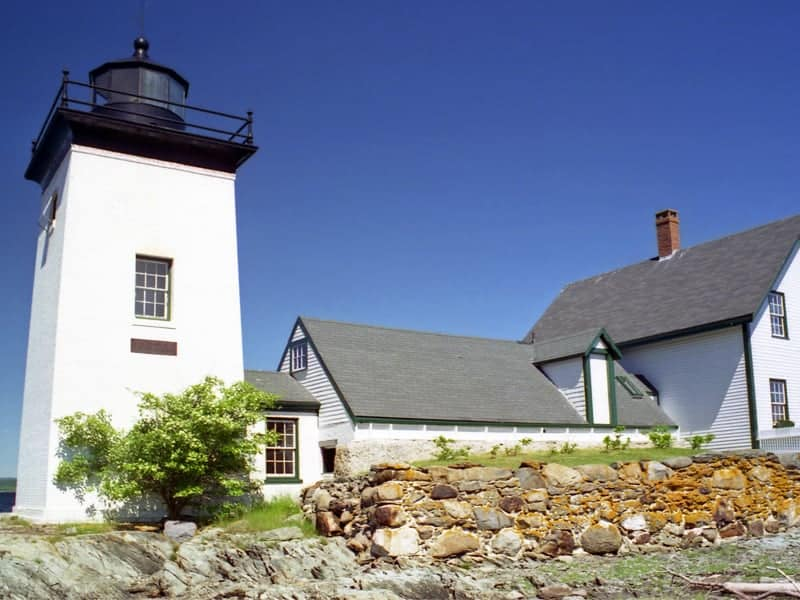 Grindle Point Sailor's Museum:Lighthouse 1