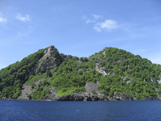 Gunung Api volcano Weh Island