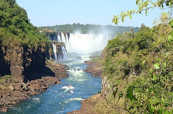 Iguazu Falls Santa Maria Argentina Route 40 1