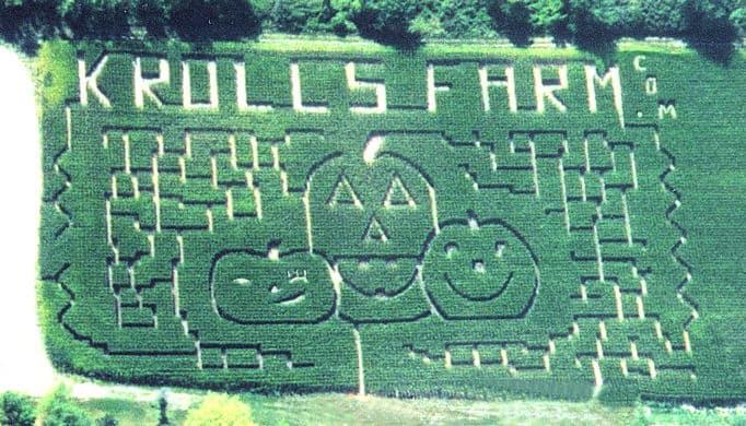 Illinois- Kroll's Fall Harvest Farm
