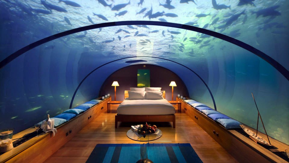 Jules Undersea Lodge-