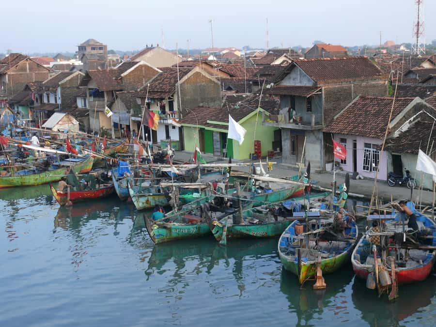 Kurau Fisherman Village bangka island