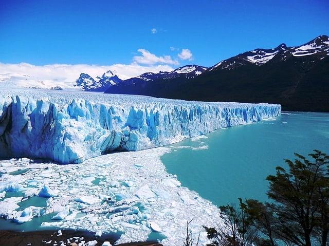 Los Glaciares National Park Road trip