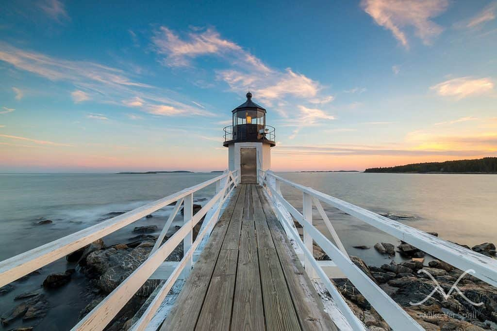 Marshall Point Light maine