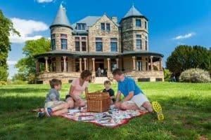 Maymount Mansion & Estate family guide