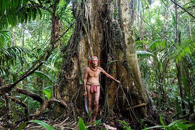 Mentawai Islands Rainforest tribes