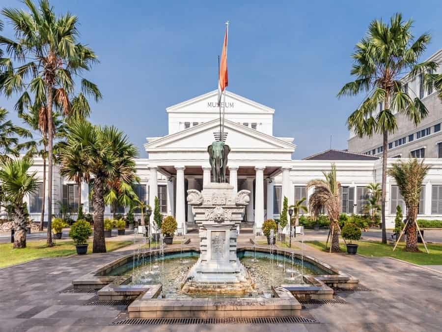 National Museum (Elephant Museum)Jakarta