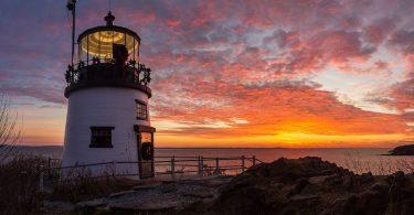 Owls Head Lighthouse maine