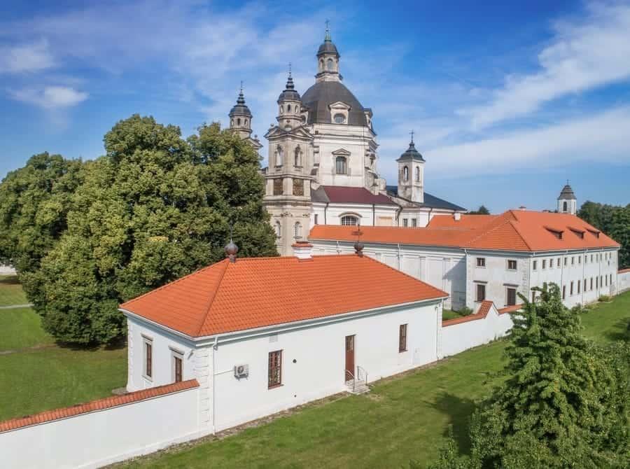 Pažaislis Monastery Kaunas