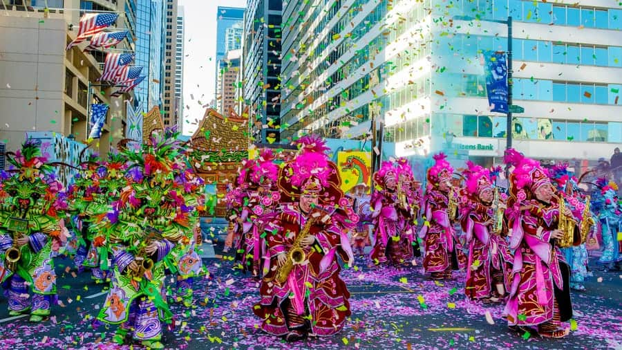 Philadelphia Mummers Parade