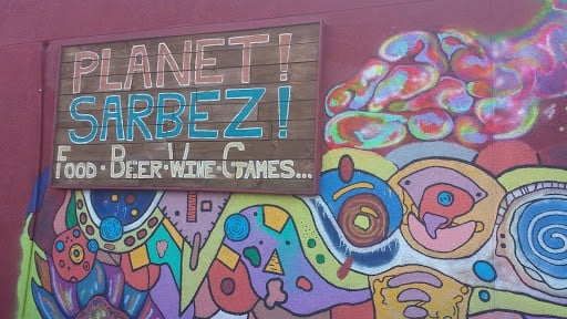 Planet Sarbez