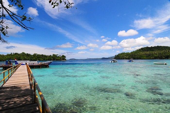 Pulau Weh Indonesia.