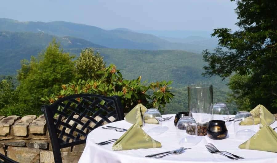 Restaurant Gideon Ridge