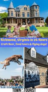 Richmond Virginia One Day Itinerary