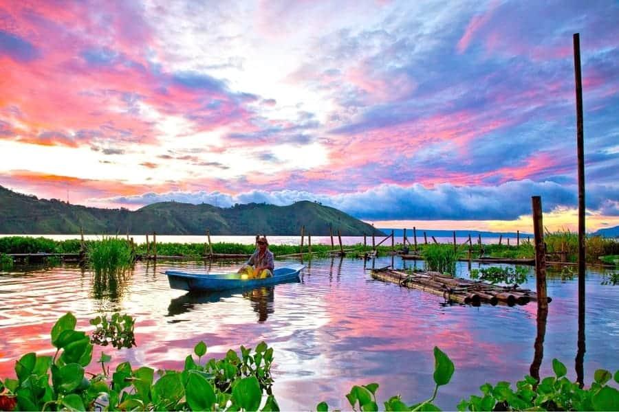 Samosir Island Medan