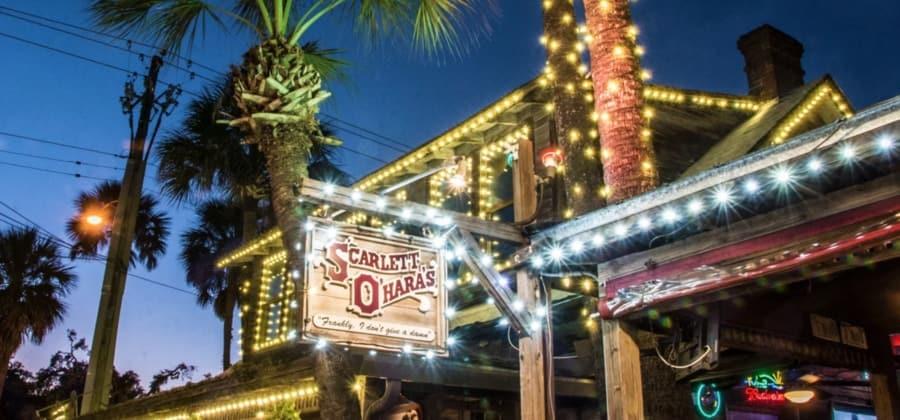 Scarlett O'Hara's nightlife