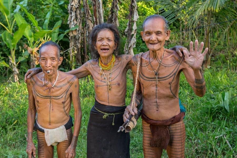 Siberut-mentawai ISlands tribe