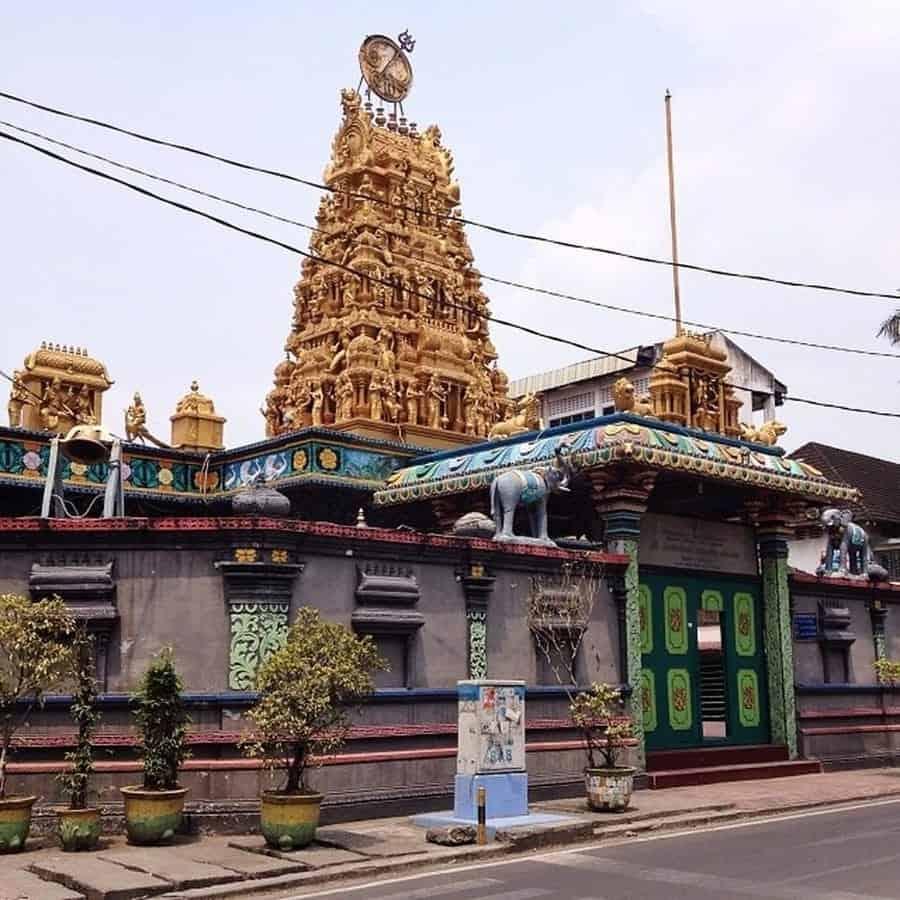 Sri Mariamman Temple 1