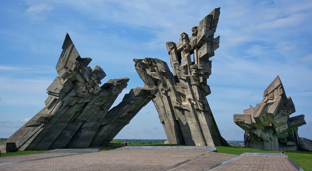 The Ninth Fort Kaunas