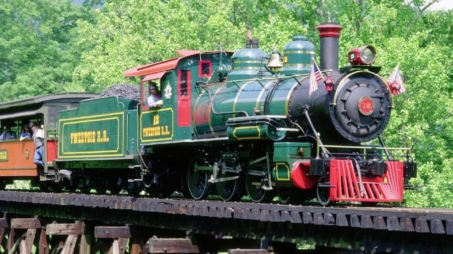 Tweetsie Railroad North Carolina Blowing rock