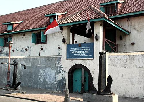 maritime-museum-Jarkarta